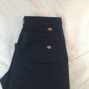 """2 pair of Dickies Cargo Pants Sz. 38""""× 29"""""""